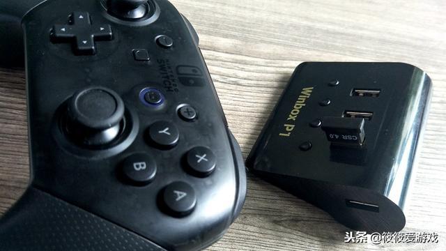 PS4键鼠转换器玩家测评:酷威Winbox P1, 主机FPS玩家必备神器