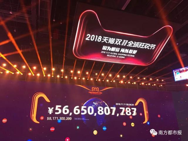 马云数钱速度破纪录!125秒破百亿,半小时超500亿!刘强东提前出手!