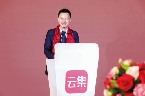 """云集CEO肖尚略谈二次创业:潜力品牌可升级为""""产品合伙人"""""""