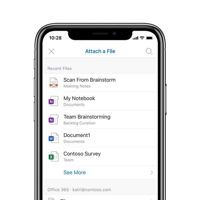 微软OneDrive iOS版重大更新:全新流畅设计、近期文件、PDF编辑