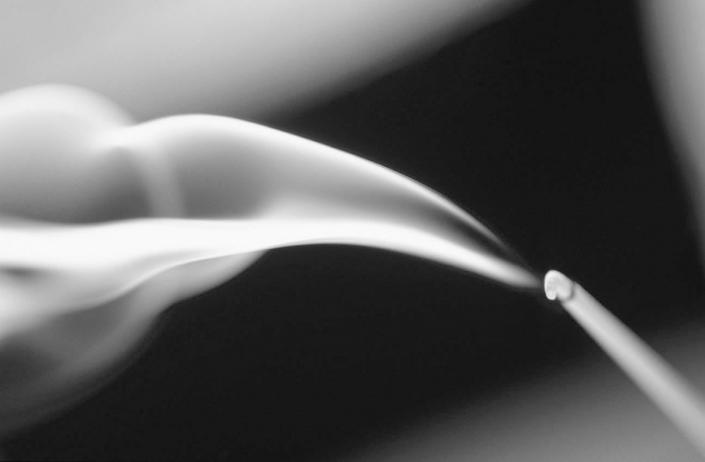 抠烟雾,用PS中的通道抠出烟雾_www.16xx8.com