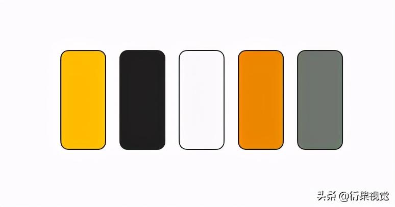 非常实用,平面设计配色小技巧
